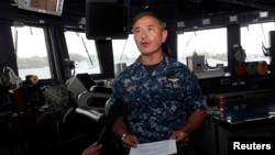 被提名接任美軍太平洋司令部司令的海軍上將哈里斯(2014年1月22日資料照片)