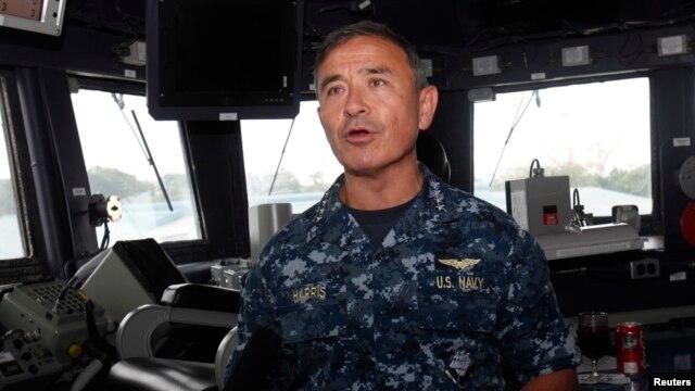 Tư lệnh Hạm đội Thái Bình Dương của Mỹ, Đô Đốc Harris, tố cáo Trung Quốc hiếp đáp các nước láng giềng, làm leo thang căng thẳng, dẫn tới nguy cơ đối đầu.
