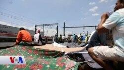 Avukatlar Meksikalı Göçmenler İçin Sınırda
