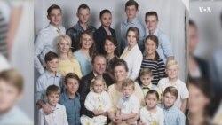 «Забули Тарасика!» Як живе українська родина з 15-ма дітьми в Сакраменто. Відео