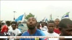 Retour de Jean-Pierre Bemba à Kinshasa