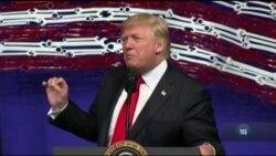 Підсумки перших 100 днів президентства Дональда Трампа. Відео