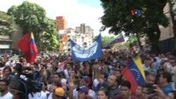 Venezuela: estudiantes exigen acción al Vaticano