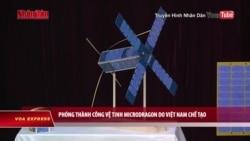Việt Nam phóng vệ tinh quan sát duyên hải Biển Đông