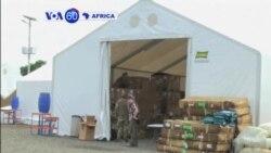 VOA60 Afirka: Birtaniya ta bude Cibiyar Kula da Masu Cutar Ebola, Saliyo, Nuwamba 05, 2014