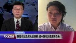 VOA连线:国际特赦组织发起联署,促中国让刘霞重获自由