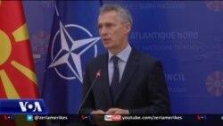 Stoltenberg: Gati të presim Maqedoninë e Veriut në NATO