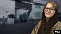 ژیلا کرمزاده مکوندی، فعال مدنی در ایران