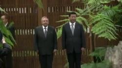 CHINA CUBA VOSOT
