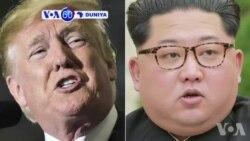 VOA60 Duniya: Donald Trump Ya Sanar Da Soke Taron Kolin Da Aka Shirya Yi Ranar 12 Ga Watan Yuni