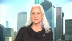 VOA Interview: Debra Tice