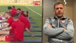 Интервју на Гласот на Америка со македонскиот фудбалски селектор, Игор Ангеловски