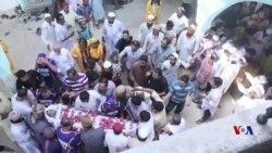 امجد صابری کی نماز جنازہ اور تدفین
