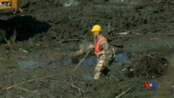 2014-04-01 美國之音視頻新聞: 美國華盛頓州泥石流死亡人數增至24人
