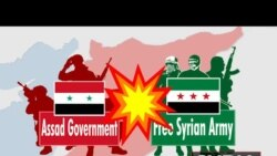 Explainer: The Syrian Civil War