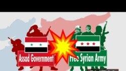 Explainer: The Syrian Civil War