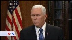 Američki potpredsjednik Pence o situaciji u Iranu