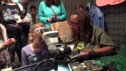 10,000 Girls Check Out Science Careers