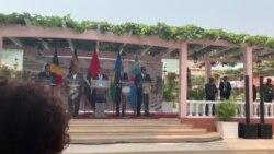 Tshisekedi asungi Kagame na Museveni koyokana na Luanda