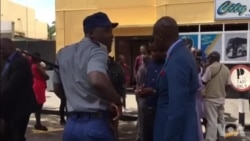 Arrests Mar Zimbabwe Commission of Inquiry Hearing in Bulawayo
