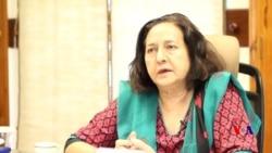 پاکستان کی صفِ اول کی کامیاب خاتون