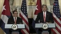 ABŞ - Kuba əlaqələri bərpa olundu