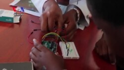 Malawi grooms future female scientists through science camps