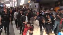 ورود موج مهاجران به شهر مونیخ نگرانی مقامات محلی را برانگیخته است