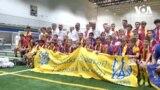 Як українці популяризують європейський футбол у США: історія дитячої футбольної академії у Чикаго. Відео