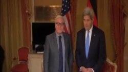 克里:伊朗核期限臨近 仍有重大分歧