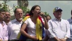 Court Upholds Venezuelan Congresswoman's Ouster