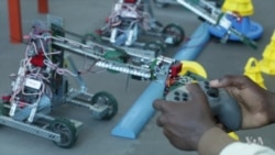 Youth Robotics Contest Promotes Innovation for Africa Economic Growth