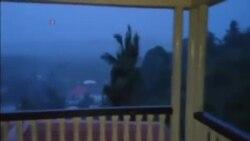 強大龍捲風襲擊斐濟