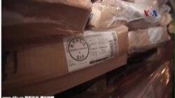 Phát hiện thịt thối trữ đông 40 năm ở Trung Quốc đi qua ngả VN