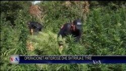 Operacionet anti-drogë në Shqipëri