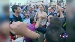 叙利亚传出再度使用化武
