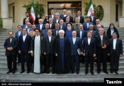 هیئت دولت دوازدهم ایران