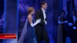 Vở nhạc kịch Anastasia lưu diễn vòng quanh thế giới, trừ Nga