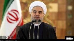 Presiden Iran Hassan Rouhani mendesak dilakukannya lebih banyak diplomasi (foto: dok).