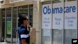 Unas 20 millones de personas han obtenido cobertura de gastos médicos desde que la ley fue aprobada en 2010.