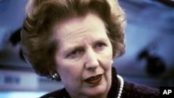 Một số hình ảnh về bà Margaret Thatcher, 1925-2013