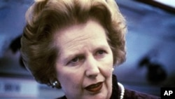 Margaret Tetcher, 1925-2013