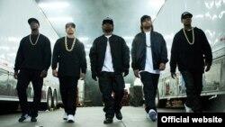 """Scena iz filma """"Straight Outta Compton"""""""