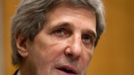 U.S. Senator John Kerry (file photo)