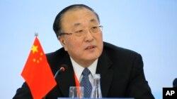 中國駐聯合國代表張軍