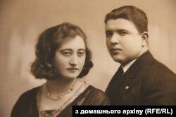 Мама і тато Марти Гулей до репресій