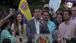 EEUU continua apoyando a Venezuela en 2020