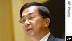 陳水扁 (資料圖片)