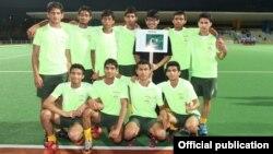 پاکستان انڈر 16 ہاکی ٹیم