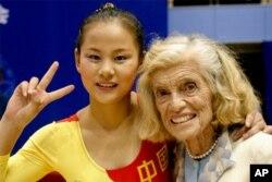 Η ιδρύτρια των Special Olympics Γιούνις Κέννεντυ Σράιβερ